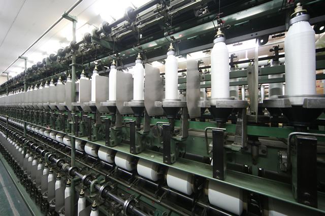 野坂合繊撚糸工場